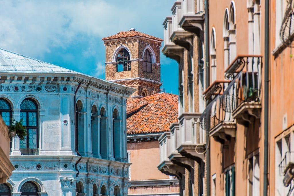 Venetian Streets Italy
